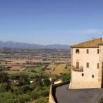 3 Il panorama da Montecosaro